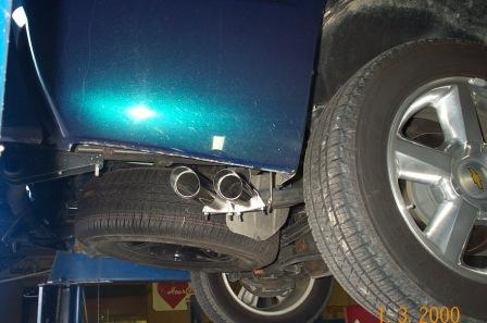 Heartthrob Exhaust - Truck Cat-Back Dual Kits